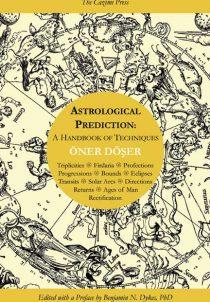 astrology, traditional astrology, medieval astrology, natal astrology, prediction, Oner Doser