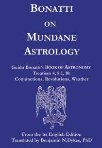 astrology, traditional astrology, medieval astrology, mundane astrology, Guido Bonatti, ingresses