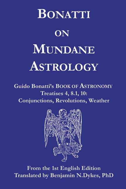 astrology, traditional astrology, medieval astrology, mundane astrology, Guido Bonatti, ingresses